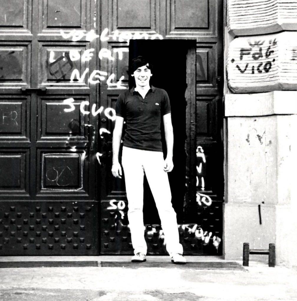 Portone del Giambattista Vico (1978)