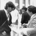 Mezzogiorno Italia RAI 3. Interviste per la cittadinanza onoraria in memoria a Giancarlo Siani.