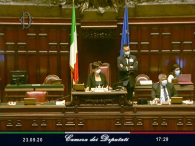 Alla Camera dei Deputati, il ricordo di Giancarlo Siani