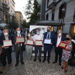 Premio Giancarlo Siani 2021 |  XVIII edizione – I riconoscimenti (foto gentilmente concesse da Renato Esposito Newfotosud)