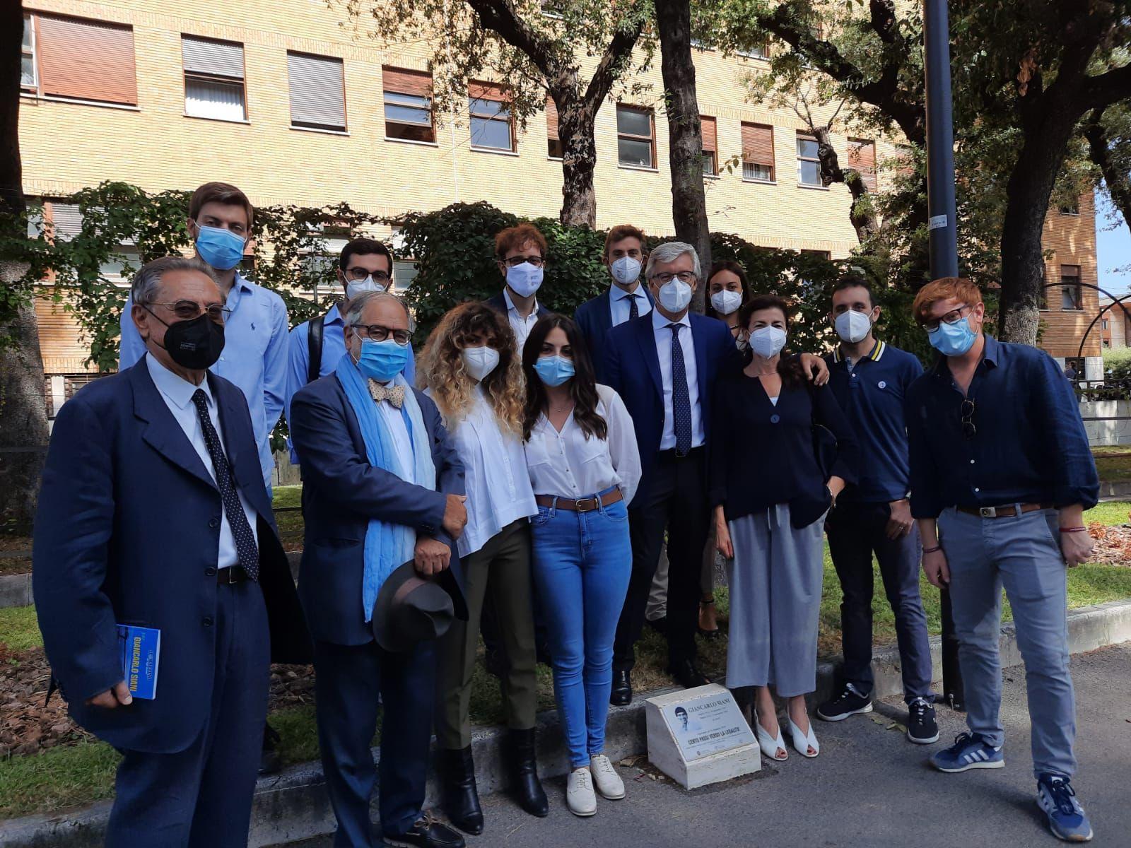 Università La Sapienza | Visita alle pietre d'inciampo